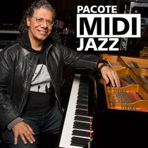 Pacote De Playback Midi De Jazz Para Estudo
