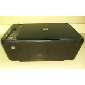 Multifuncional Hp Deskjet F4480 F 4480 Completa + Cartucho