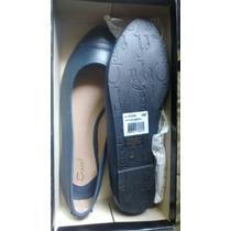Zapatos Gacel Sin Uso 19.000 Talla 39 /40 Color Azul