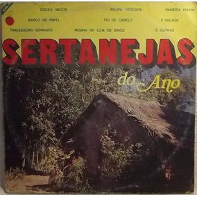 Lp / Vinil Sertanejo: Sertanejas Do Ano ( Coletânea )