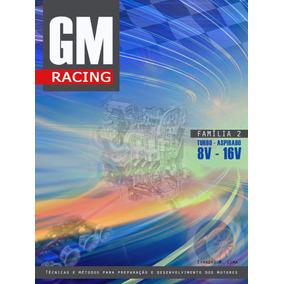 Livro Técnico Gm Racing