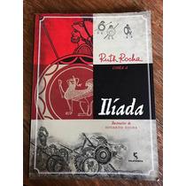 Livro Ruth Rocha Conta A Ilíada