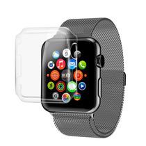 Funda Protector Apple Watch 42mm Y 38mm S2 Y S1 Trasparente