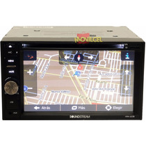 Autoestereo Soundstream Gps Dvd Pantalla Led Touch Bluetooth