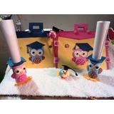 Kit Combo Graduación Promoción Preescolar En Foami