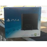 Ps4 Playstation 4 500gb Nuevo Y Sellado