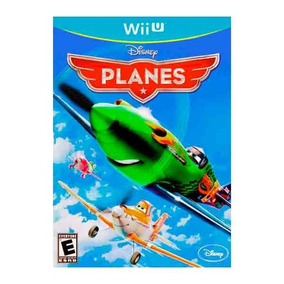 Vg - Disney Planes Wii U