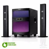 Barra De Sonido 2.1 Con Woofer Bluetooth Klip Xtreme Promoci