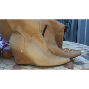 Zapatos Y Bota Media Caña
