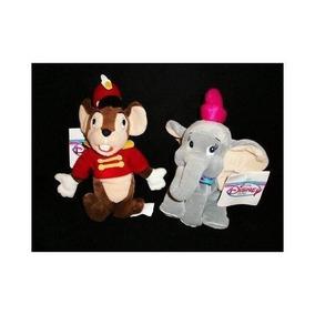 Disney Dumbo El Elefante Y Timothy El Ratón 6 \juego De Muñ
