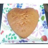 Bizcochuelo Forma De Corazón