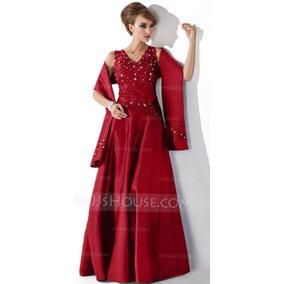 Vestido De Madrina Importado!!!!
