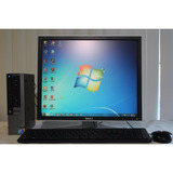 Dell Optiplex 780 Usff 160gb Disco 4gb Ram Lcd 19 Completa