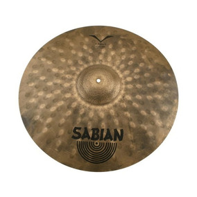 Platillo Hhx 21 Pulgadas Fierce Ride Sabian 12112xnjm