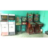 Maquinas Pimball, Pikachu, Poker Y Garage