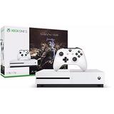 Microsoft Consola Xbox One S, 1tb, Con Juego Shadow Of War
