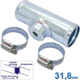 Kit Adaptador Sensor Temperatura Água Radiador Motor Verão 2