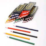 Lápis Marcador Para Costura - Caixa 12 Unidades 3 Cores