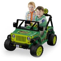 Jeep Turtles Power Wheels