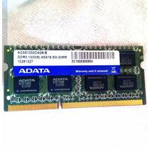 Memoria Ram Ddr3 De 4gb Para Laptop 1333 Mhz Centro Maturin
