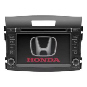 Estereo Pantalla Honda Crv 8 Gps Hd Dvd Usb Sd Bt Tv