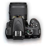 Camara De Fotos Nikon D3400 Kit 18-55vr/ Local / Garantia