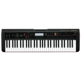 Teclado Workstation Korg Kross-61-bk