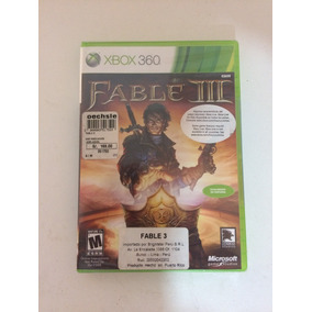 Juego Xbox 360 Fable 3