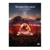 David Gilmour Dvds- Cds Live At Pompeii 2017