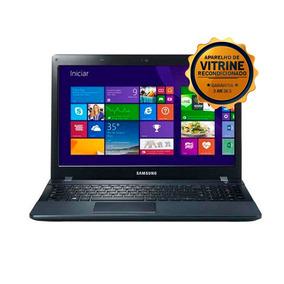 Notebook Samsung Ativ Book 2 Tela 15.6 Core I7 8gb 1tb Win.8