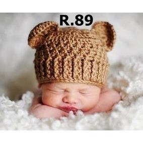 Gorro Tejido Bebe Niña Niño Dama Caballero Crochet