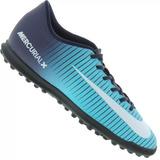 Chuteira Society Nike Mercurialx Vortex Ill Tf Original Lanç