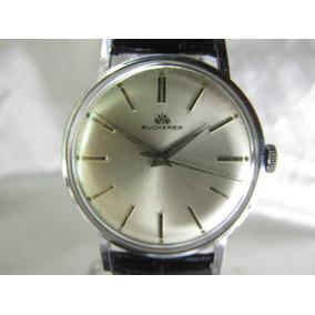3189f5eab53 Relogio Antigo Bucherer - Relógios no Mercado Livre Brasil