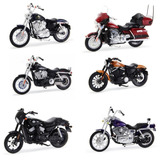 Coleccion Completa Harley Davidson Series 34 1:18 Maisto