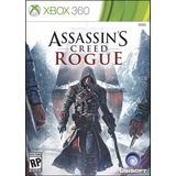 Assassins Creed Rogue Nuevo Xbox 360 Dakmor