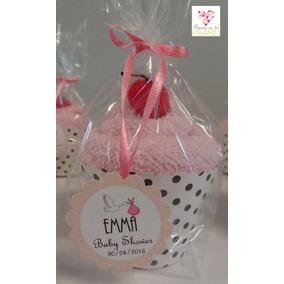 Souvenir Cupcakes De Toalla X 10u