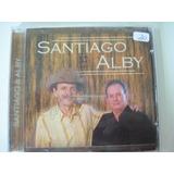 Cd = Santiago E Alby - Meu Pedido De Amor