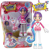 Muñeca Betty Spaghetty Set Individual Mezcla Y Combina Moose