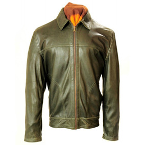 Campera Cuero Nelly Reversible Varios Colores Guns Leather