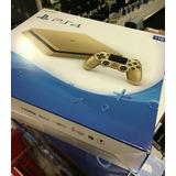 Vendo Playstation 4 Gold