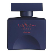 Perfume Coffee Man Sense 100ml Original E Lacrado