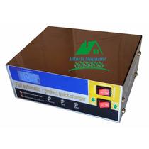 Carregador Bateria Automotivo Digital Saída 12/24 - Bivolt