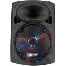 Caixa Amplificada Ecopower Ep-1903 15 Bluetooth 400w Rms Us