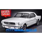 Manual De Taller Ford Mustang 1964-1973 V8 Libro Pdf