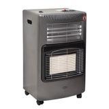 Calefactor Bornoto Gas Electrico Sistema Infrarrojo 60 M2