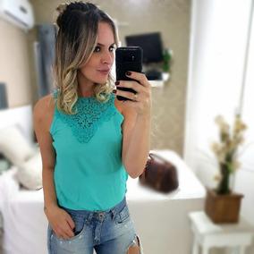 Kit Blusas Femininas Renda Atacado Revenda 10 Peças 2806