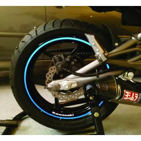 Kit Friso Fita Refletivo 7mm Aro Reflex Moto Carro Faixa