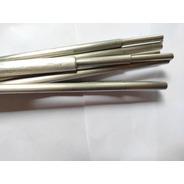 Bengala Social Roler  Luxo Aço Inox 7 A 8 Gomos Para Cegos