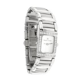 Reloj Maurice Lacroix Para Dama Acero Inoxidable.-103407271