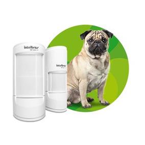 Sensor Infravermelho Ivp 5001 Pet 20kg Com Fio Intelbras